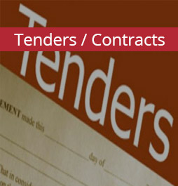 Tender information & contracts awarded