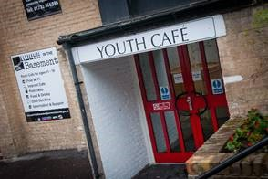 youth cafe exterior